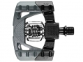Crank Brothers Mallet 1 Pedals - Black Steel