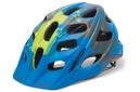 Casque Giro HEX Bleu Jaune Fluo