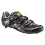 Chaussures Route Mavic Avenge Noir Gris