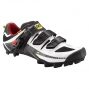 Chaussures VTT Mavic Rush Maxi 2013 Blanc Noir Rouge