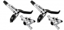 Shimano XTR M985 Pair Without Brakes Discs