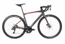 Vélo de Route BMC Roadmachine 01 Three DISC Shimano Ultegra Di2 11V 2019 Gris / Rouge