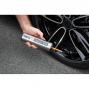 Mini-compresseur autonome sans fil rechargeable 12V/220V avec lampe LED. Pump´in Self