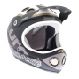 Casco integral Urge DOWN-O-MATIC Negro mate