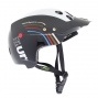 Casco Urge ENDUR-O-MATIC Negro Blanco