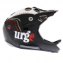 Casco integral URGE ARCHI ENDURO AIRLINES Negro Blanco