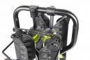 Porte-vélo pliable sur boule d'attelage Buzz Rack Scorpion 2 vélos
