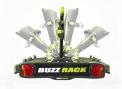 Porte-vélo sur boule d'attelage pliable 4 vélos Buzz Rack Buzzwing 4
