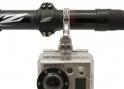 K-EDGE Support cintre pour GoPro Noir