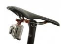 K-EDGE Support chariot de selle pour caméra GOPRO Noir