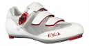 Chaussures Route FIZIK R5 UOMO 2013 Argent rouge
