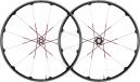 CRANKBROTHERS paire de roues COBALT 3 Noir / Rouge