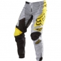 FOX Pantalon DEMO Gris Jaune