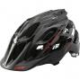 FOX FLUX 2013 Helmet Black Red