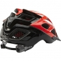 Casque Fox STRIKER 2013 Noir Rouge