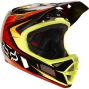 Casco integral Fox Rampage Pro Rojo Amarillo