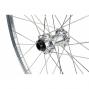 SPANK Paire de roues OOZY 15mm/12x142mm Chrome