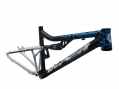 VIPER 2013 Frame NITRO  Black Blue  + Shock Fox RP23 Size 41