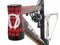 VIPER 2013 Frame NITRO  Black Red  + Shock Fox RP23 Size 46