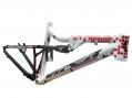 VIPER 2013 FrameNITRO 26'' + Rear Shox Fox RP23 White Red