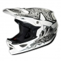 TROY LEE DESIGNS 2014 Helmet D3 Composite AZTEC White