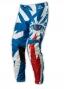 TROY LEE DESIGNS Pantalon Enfant GP AIR CYCLOPS Bleu Blanc