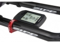 K-EDGE Support guidon de triathlon pour Garmin Edge Rouge