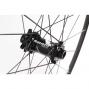 SRAM Paire de Roues RISE 60 Carbon 15mm AV/AR 9x135mm 6 trous
