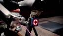 KNOG Lampe Arrière BLINDER 4 CROSS Gunmetal