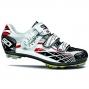 Chaussures VTT Sidi Spider Blanc Noir
