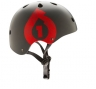 Casque bol 661 sixsixone DIRT LID ICON Gris Rouge