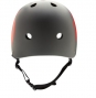 661 SIXSIXONE 2014 Casque Bol DIRT LID ICON Gris Rouge