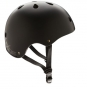 Casque bol 661 sixsixone DIRT LID STACKED Noir mat