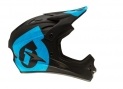 Casque intégral 661 sixsixone COMP SHIFTED Noir Bleu