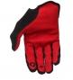 661 SIXSIXONE 2014 Paire de Gants COMP Noir Rouge