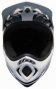 Casque intégral The ABS CURRENT Blanc