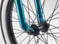 WETHEPEOPLE BMX complet ZODIAC Trans Bleu