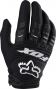FOX Paire de gants DIRTPAW RACE Noir