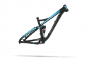 DEVINCI 2014 Frameset TROY 27.5'' 140mm Alloy Blue