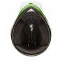 Casque intégral 661 Sixsixone RAGE Carbon Noir Vert