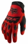 FOX 2012 Paire de Gants DIRTPAW RACE Rouge