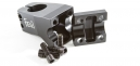 FIEND GARRET Front Load Stem Black