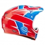 Casco Integral Troy Lee Designs D2 TURBO