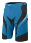 ALPINESTARS Short DROP Bleu Noir