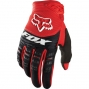 FOX 2014 Paire de Gants DIRTPAW RACE Rouge
