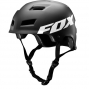 Casque bol Fox TRANSITION HARD SHELL Noir mat