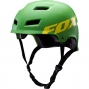 FOX 2014 Helmet TRANSITION HARD SHELL Green