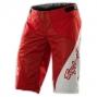 TROY LEE DESIGNS Short SPRINT Rouge