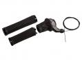 SRAM XX1 Commande Grip Shift 11 Vitesses Droite Rouge   Grips