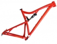 SANTA CRUZ 2013 Frameset TallBoy Alloy 29'' 100mm Fox CTD Red Orange